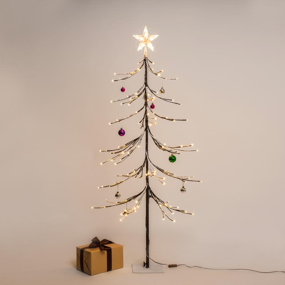led christmas tree - Small Lighted Christmas Trees